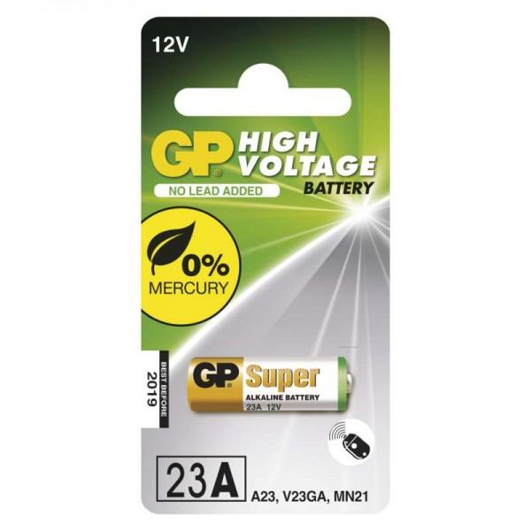 Alkali / Mangan-Batterie 12 V 38 mAh