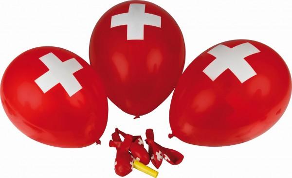 CH-Ballone 8 Stück