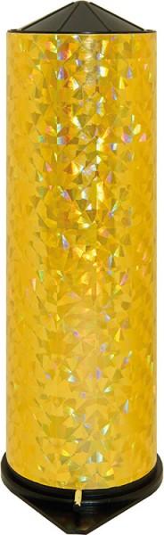 Tischbombe in Gold-Farbe