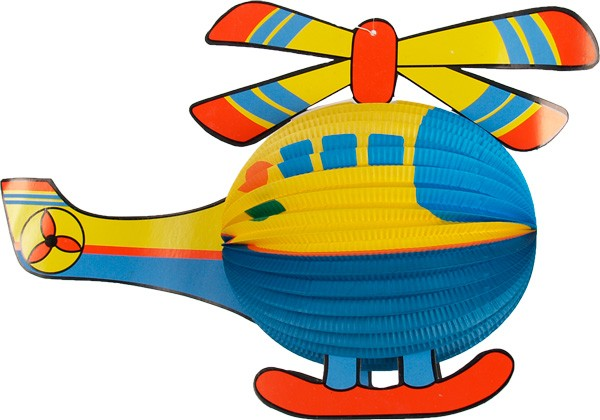 Lampion Helikopter