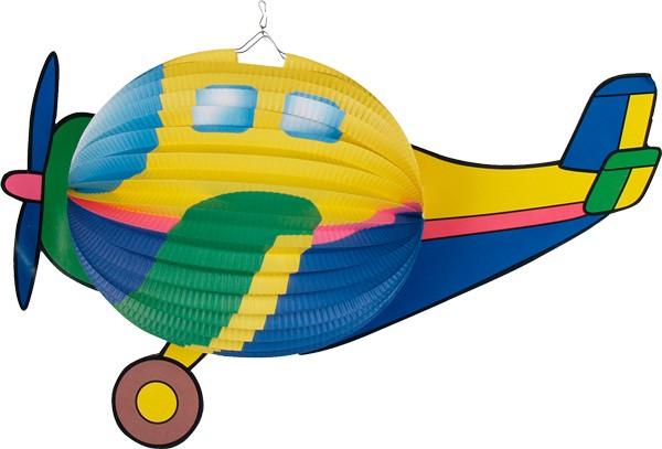 Lampion Flugzeug