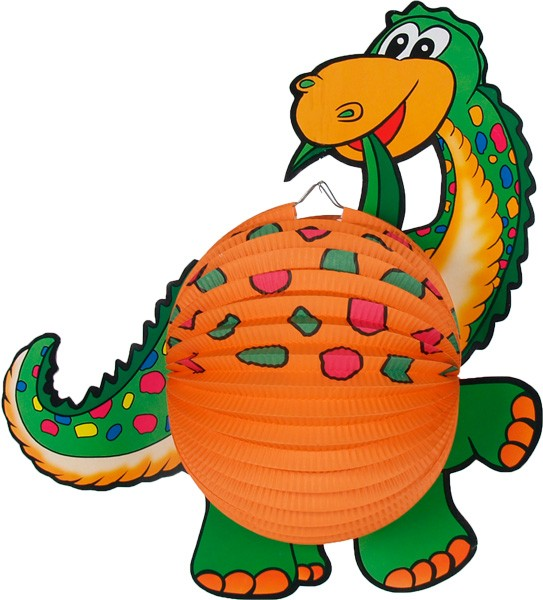Lampion Dino
