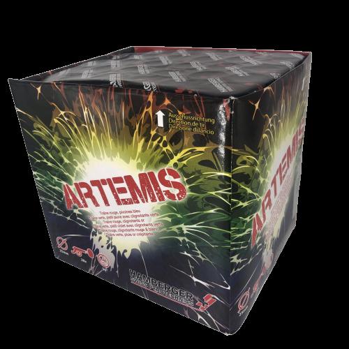 Artemis Feuerwerksbatterie von Hamberger