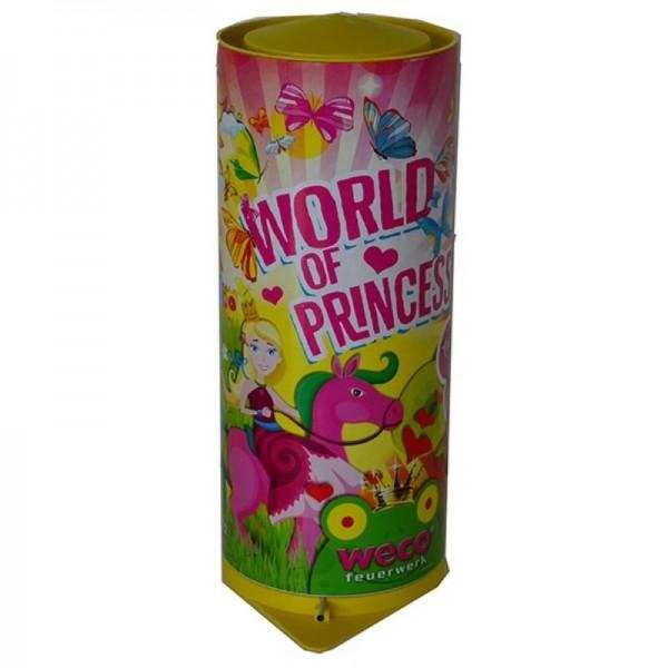 Tischbombe World of Princess 26cm