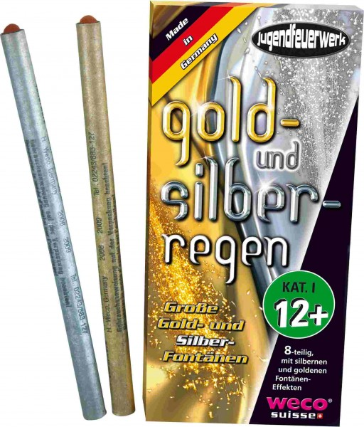 Gold- und Silberregen